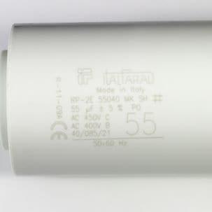 Kondensator 55µF