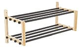 Wood/Metal Expandable Hat Rack