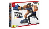Toy-Con 02: Robot Kit, Nintendo Labo, Nintendo Switch -peli