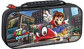 Väska, Nintendo Switch Deluxe Travel Case Super Mario Odyssey