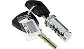 Batterilås med nycklar Asaklitt eUrban