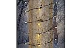 LED-valoketju, lämpimän valkoinen Northlight