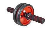 Asaklitt treningshjul med brems