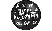 Halloweenballong Happy Halloween