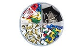 Clips and Pins Assortment Box
