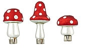 Julgranspynt svampar, 3-pack