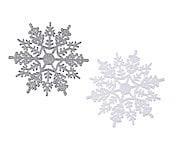 Snöflingor 10 cm
