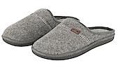 Mens Slippers, Grey