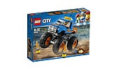 LEGO City Great Vehicles 60180, Monstertruck