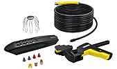 Karcher Roof Gutter and Pipe Cleaning Set