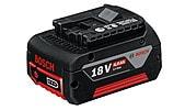Batteri Bosch GBA 18 V 4,0 Ah M-C Profesional