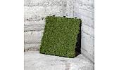 Bodenfliesen Kunstrasen 4er-Pack
