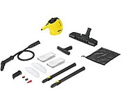 Karcher SC 1 Premium Steam Cleaner + Floor Kit