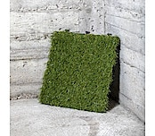 Artificial Grass Deck Tiles 4-pack