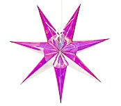 50 cm Christmas Star Shade