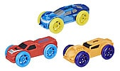 Set of 3 Nerf Nitro Cars