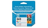 HP 343 Ink Cartridge