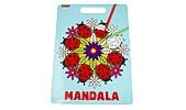Mandala-värityskirja