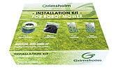 Installationspaket till robotgräsklippare, 200 m