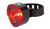 LED-Rücklicht für Fahrräder, Asaklitt