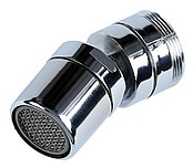 Ball-Jointed Aerator Nozzle