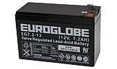 AGM-batteri 12 V