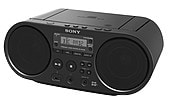 Sony ZS-PS55B CD Player with DAB Radio