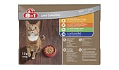 Kattfoder Adult 8in1, 12-pack