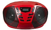 CD-soitin ja FM-radio