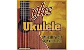 GHS Ukulele SET 10 ukulelestrenger