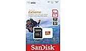 Sandisk MicroSD Extreme Flash UHS 1 Memory Card
