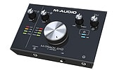 M-Track 2x2 Soundkarte USB/USB-C, M-Audio