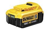 Batteri Dewalt XR DCB182