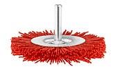 Nylontrådsborste 75 mm, Bosch