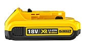Dewalt XR DCB183 batteri