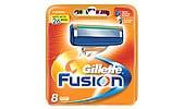 Rakblad Gillette Fusion 8-pack
