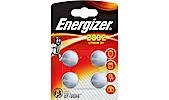 Energizer litiumbatteri CR2032 4 stk/pk