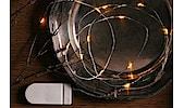 Batteridrevet lysslynge 1,1 m