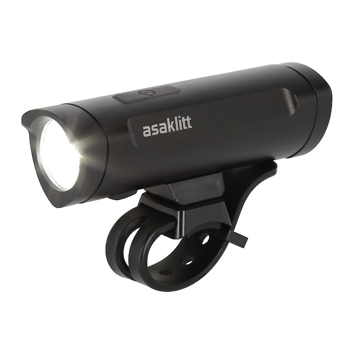 Cykelbelysning fram LED 700 lm Asaklitt