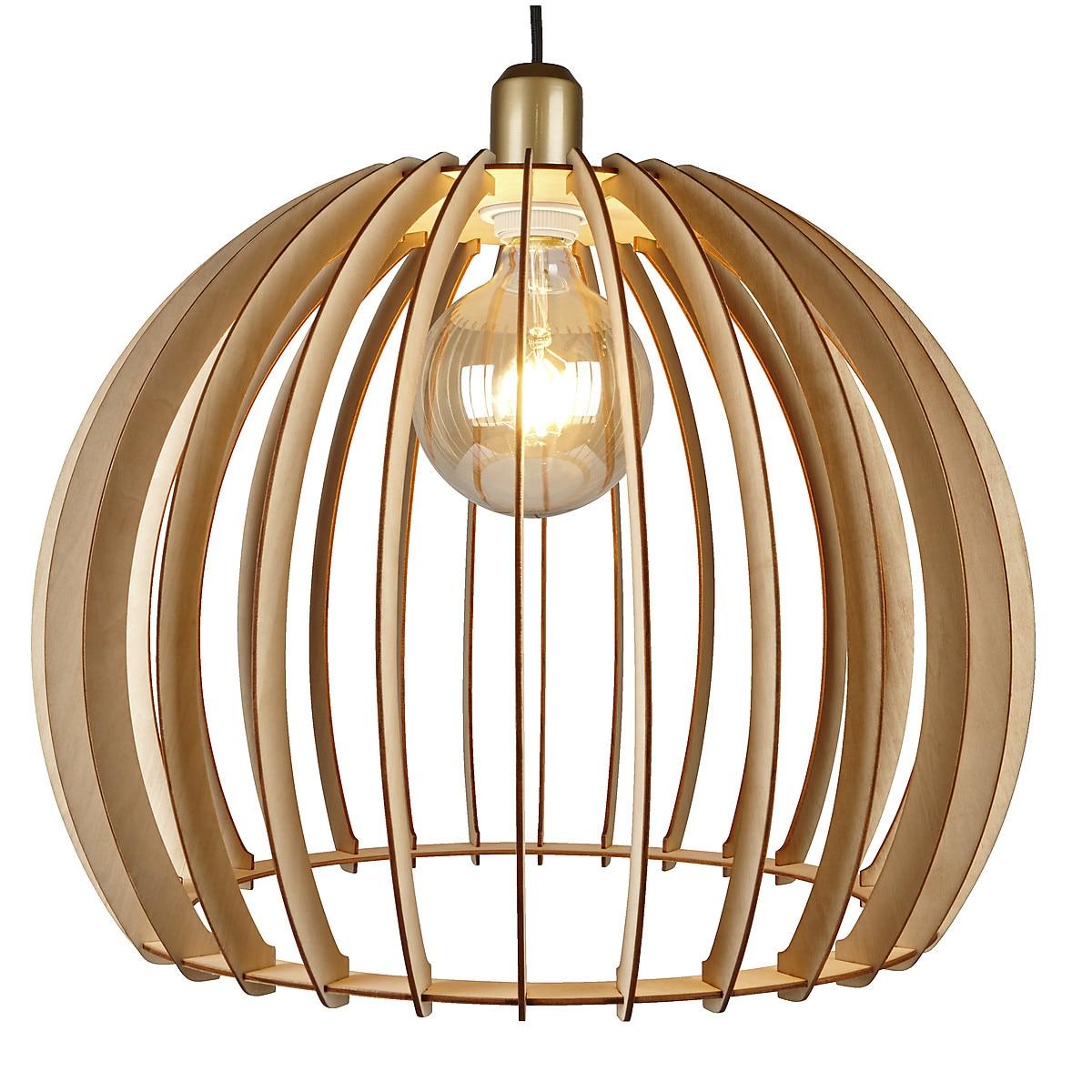 Lampskärm Woody Northlight