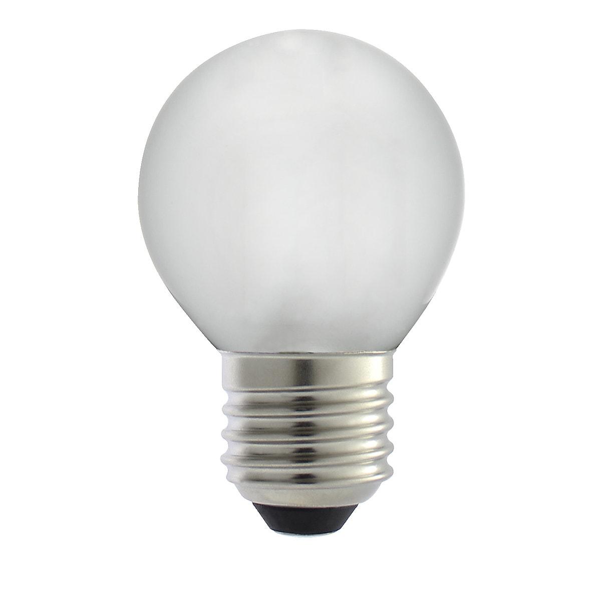 Dimbar klotlampa LED E27 Clas Ohlson