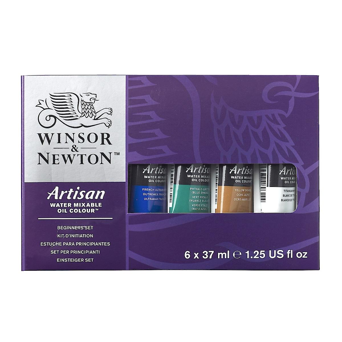 Winsor & Newton oljemaling