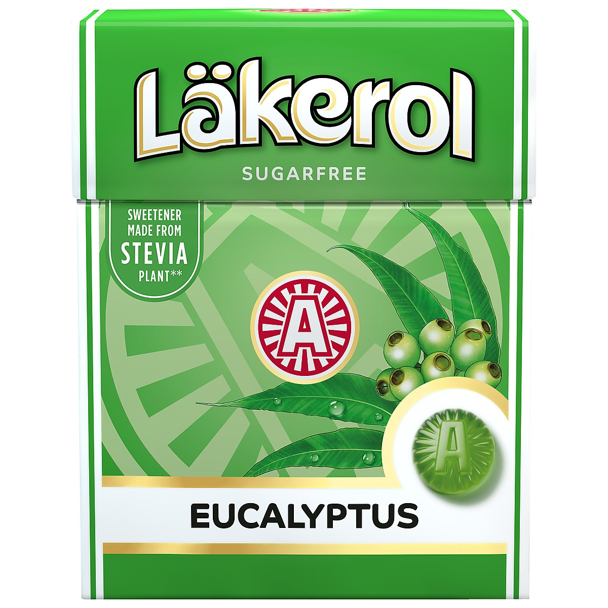 Läkerol Big Pack Eucalyptus