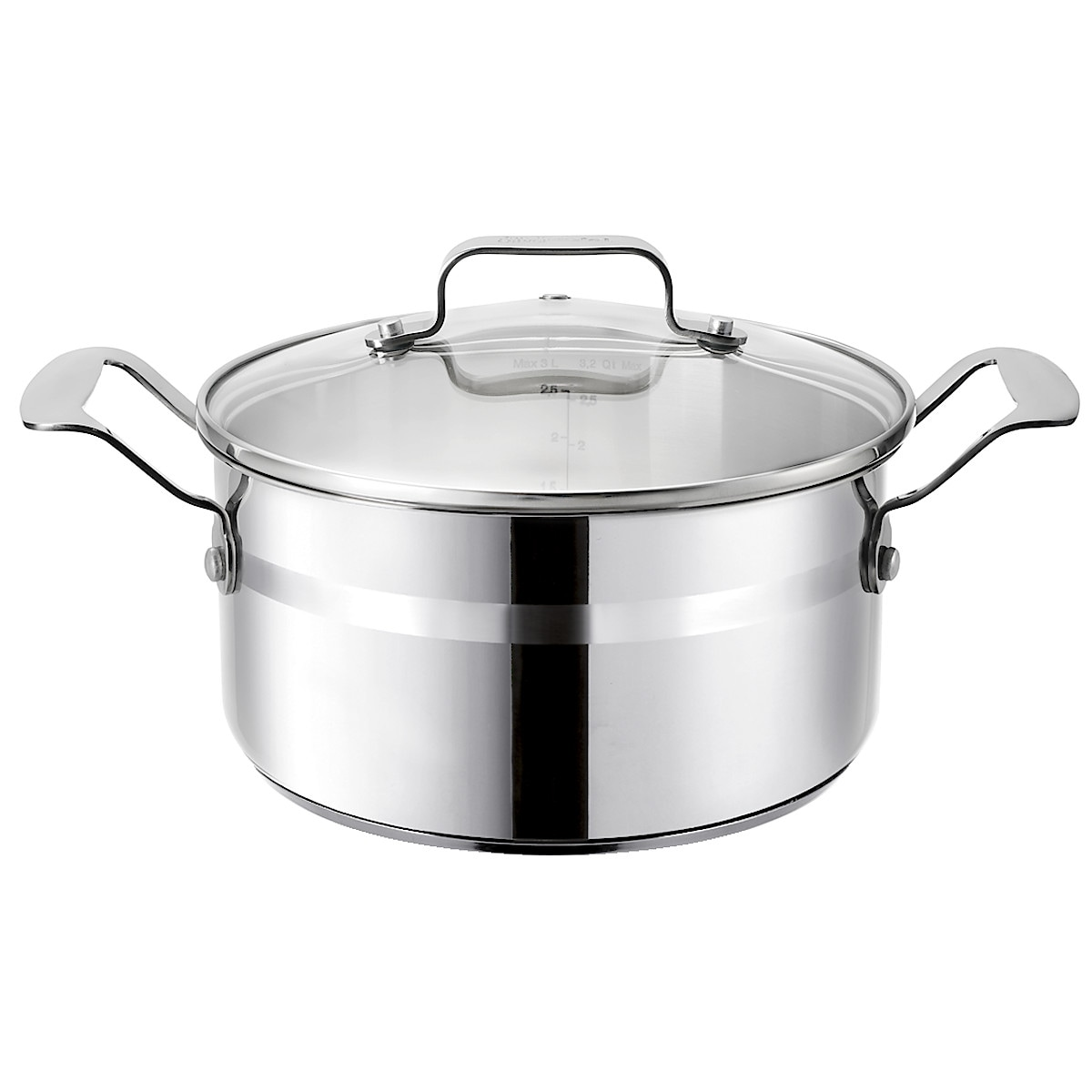 Jamie Oliver Mass Stainless Steel gryte