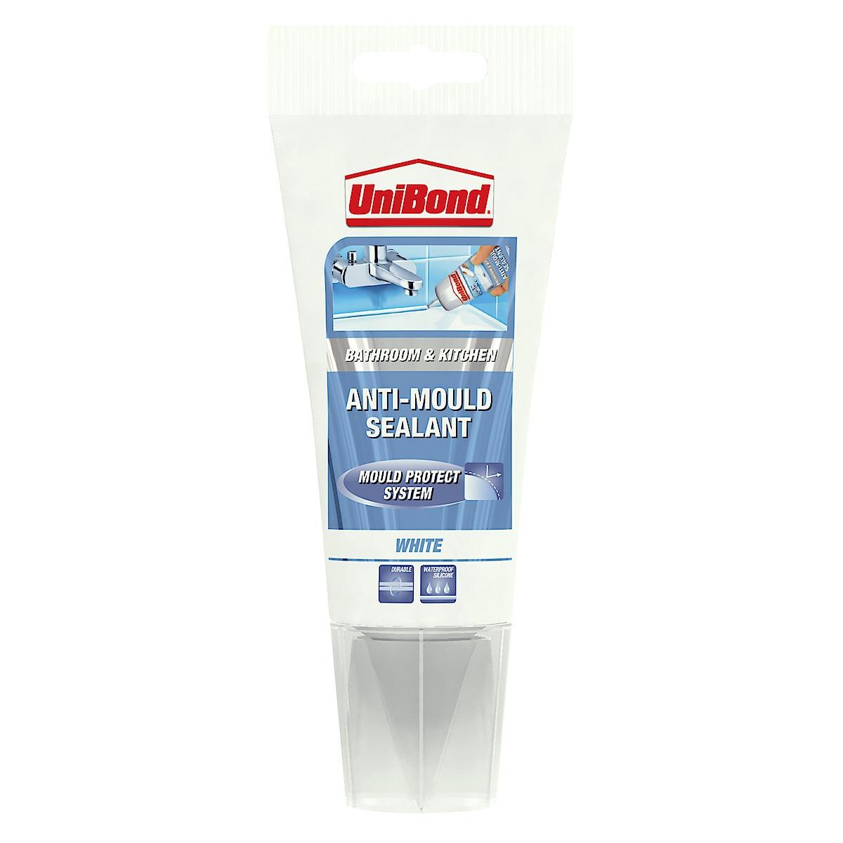 UniBond Anti-Mould Kitchen & Bathroom Sealant
