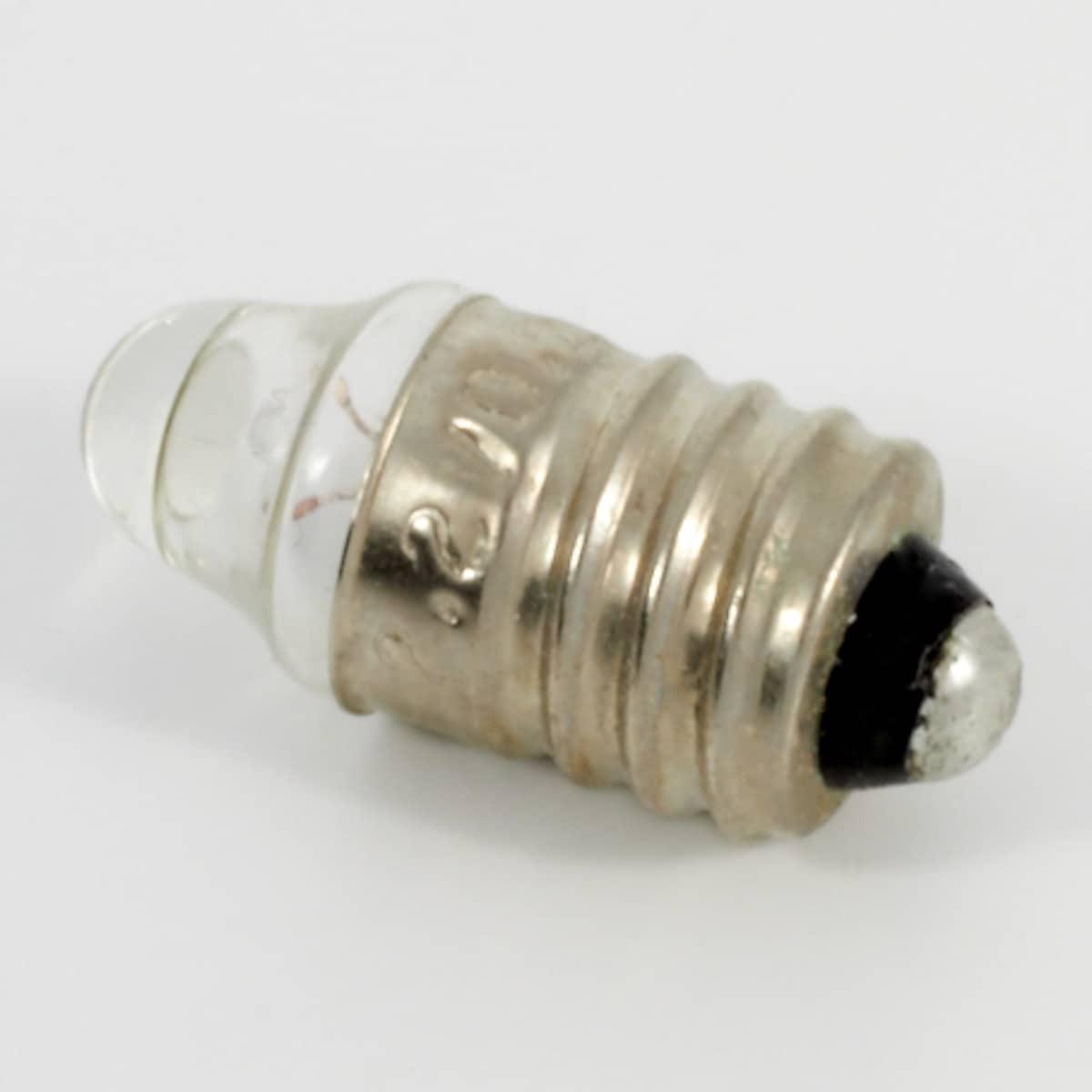 Kryptonilamppu 2,2 V/0,25 A E10