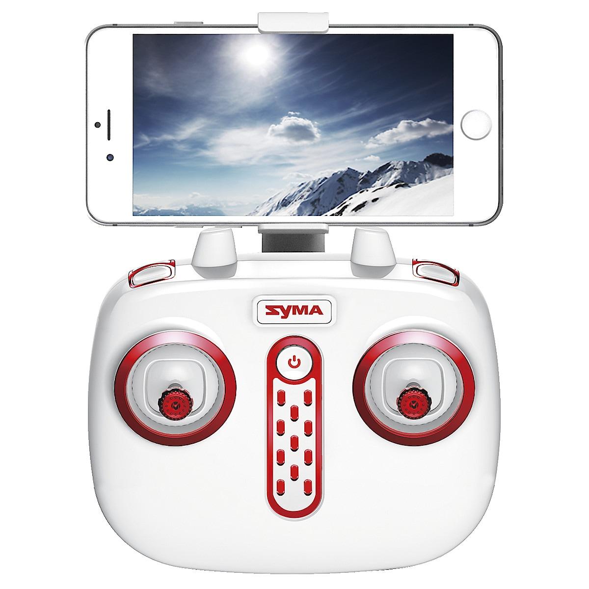 Drönare med kamera och GPS, Syma X25 PRO
