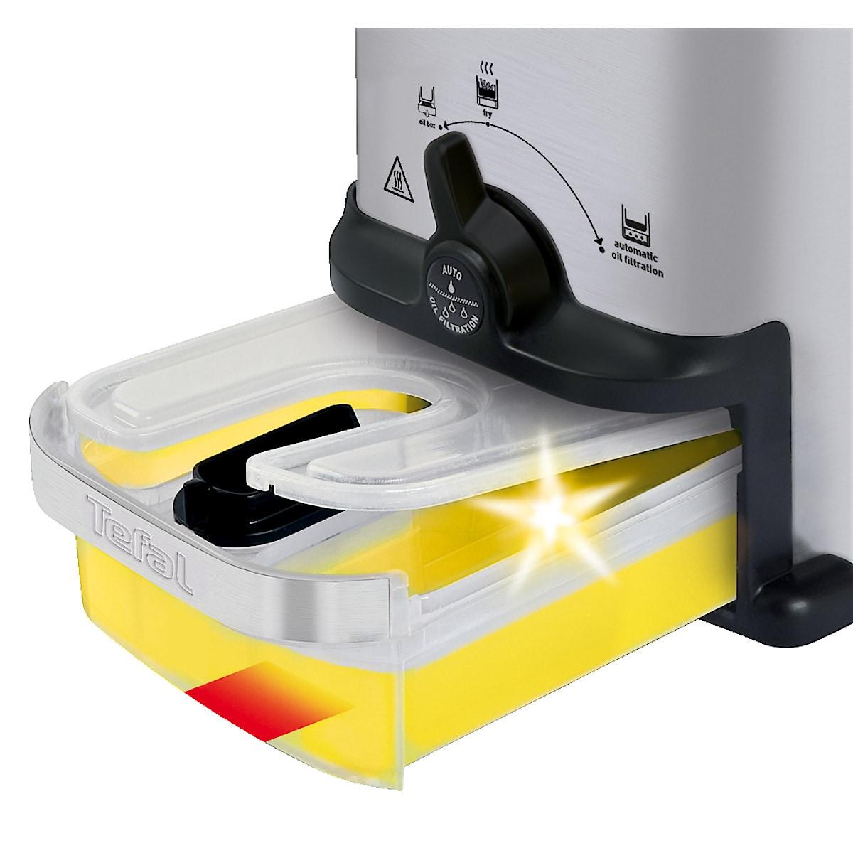 Tefal Oleoclean Compact FR701616 frityrkoker