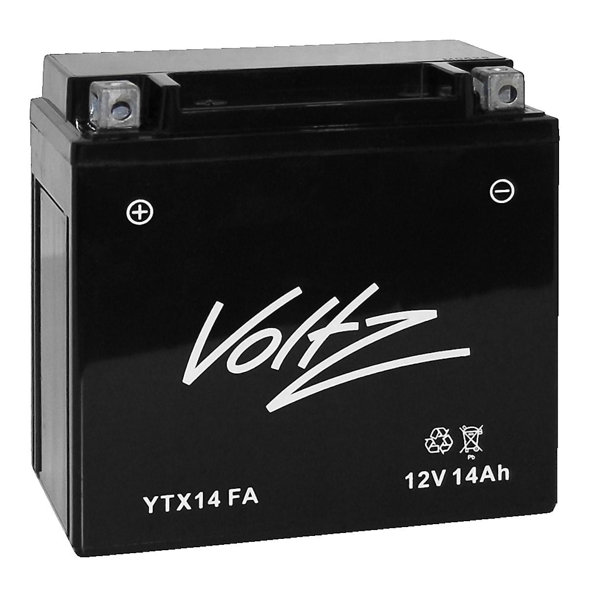 MC-batteri 12 V