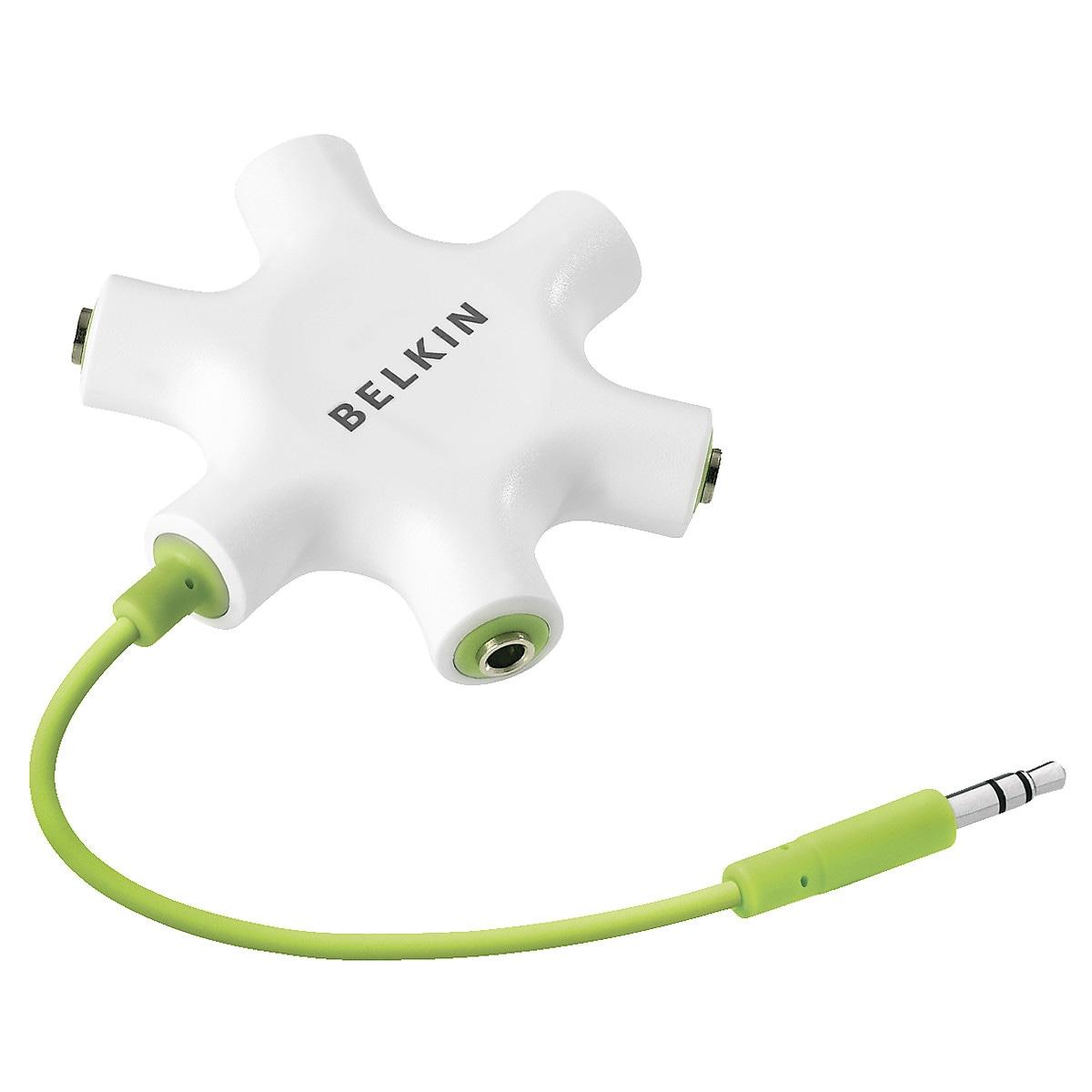 Belkin RockStar Headphone Splitter